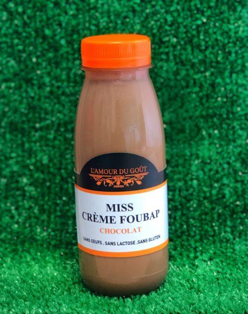 Miss Crème Foubap Chocolat