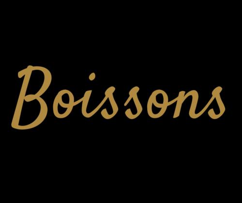 Boissons (Pauvre en sucre)