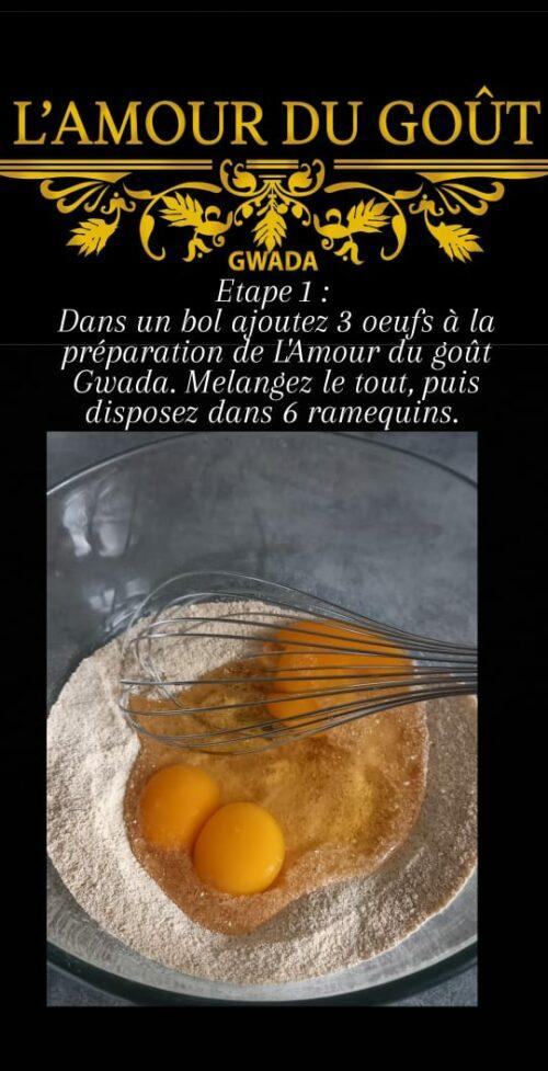 Mister Moelleux Foubap Chocolat (La Recette – 6 personnes)