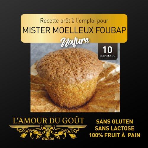 Mister Moelleux Foubap (La Recette – 10 personnes)