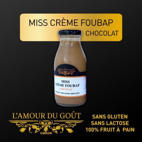 Miss Crème Foubap Chcolat